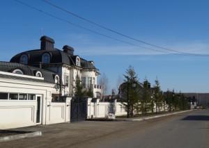 Улица Главная в поселке Западный-2