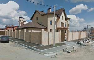 Улица Весенняя в поселке Западный-2