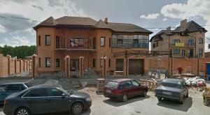 Улица Раздольная в поселке Западный-2